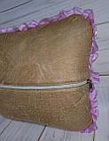 """Інтер'єрна подушка """"Ніжність"""", фото 3"""