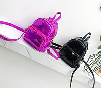 Маленький голограммный рюкзак