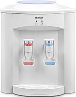 Кулер для воды (ХотФрост) HotFrost D95F настольный с нагревом без охлаждения (чайник)