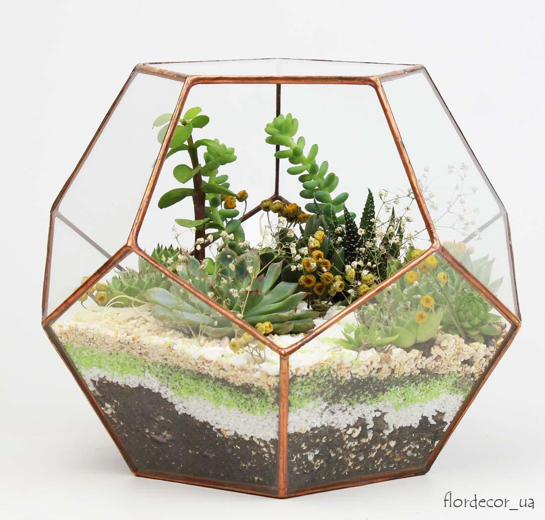 Флорариум Ball mini