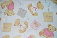 Тюль детская Шифон Teddy, фото 1
