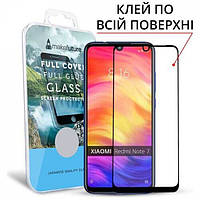 Защитное стекло 5D Xiaomi Redmi note 7