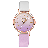 Женские наручные часы Kingsky Yolako Purple