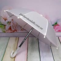 Зонтик для кукол белый, фото 1