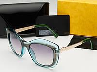 Солнцезащитные очки Fendi 0028 (emerald)