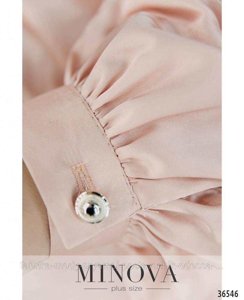 Платье №738-розовый