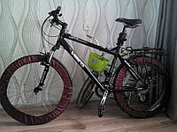 Чехлы для колес велосипеда, бахилы многоразовые, велочехлы, чехлы от грязи, 24 дюймов