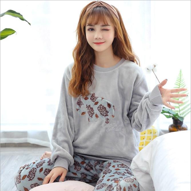 """Пижама женская с карманами """"Elephant"""" Купить женскую пижаму недорого Доставка по всей Украине!"""