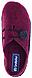 Женские тапочки Inblu фетровые (паркетки) Сливовые, фото 2