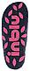 Женские тапочки Inblu фетровые (паркетки) Сливовые, фото 3