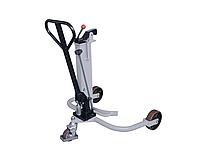 Тележка ручная SYP-Y 55 для перевозки бочек диаметром до 550 мм и весом до 250 кг, фото 1