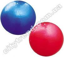 Фитбол (мяч для фитнеса) PS гладкий 55 см