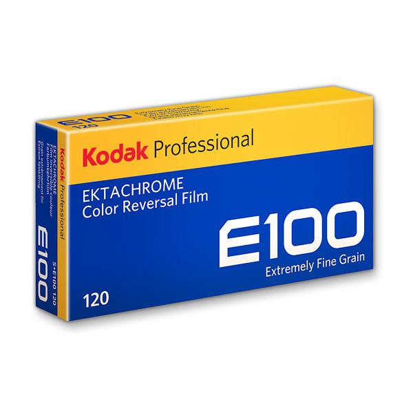 Новинка !!! Фотопленка  Kodak Ektachrome E100 120