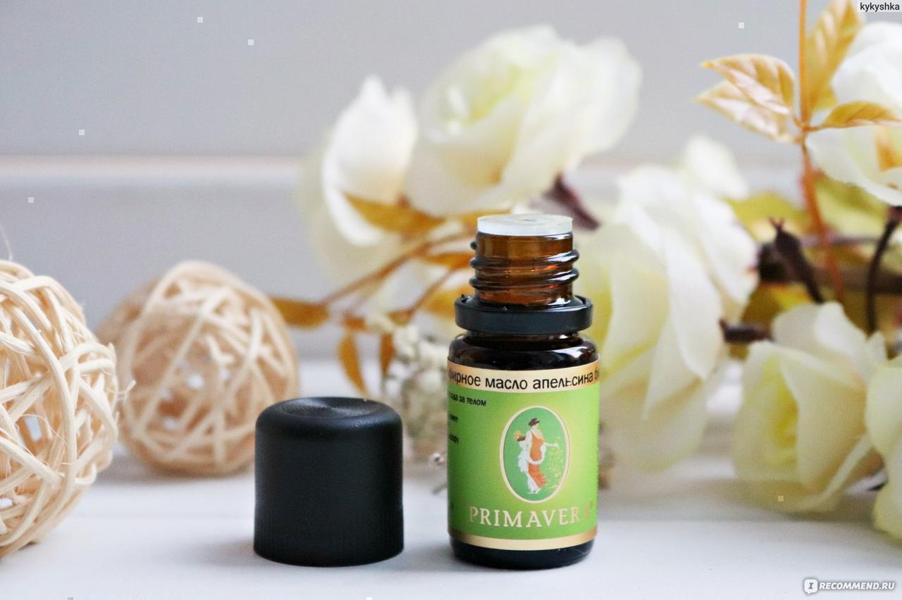 Primavera Эфирное масло нероли 10%, 5 мл