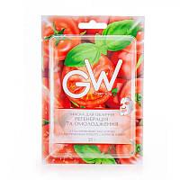 Green way маска для обличчя з екстрактами томату та коренів імбиру, 25г