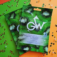 Green way маска для обличчя слайси ківі з екстрактами жимолості та японської софори, 36г
