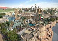 Открытие нового аквапарка в Абу-Даби