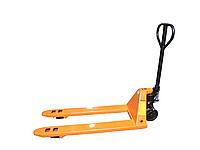 Ручная гидравлическая тележка для паллет SYP-2500 Rub.wh, грузоподъемность 2500 кг, вилы 1150/540 мм