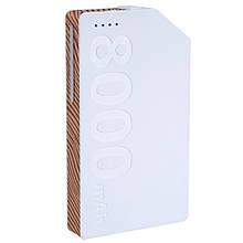 Внешний Аккумулятор Remax Platinum 8000 mAh White/Gold (PPP-1)