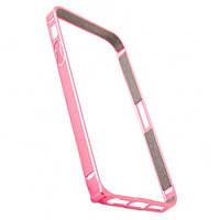 Бампер Vouni для iPhone 5/5S/5SE Classic Rose