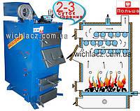 Твердотопливный котел  длительного горения «WICHLACZ» GK-1 (GKW)  75 кВт (Польша)