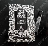 Пробник Attar Collection Musk Kashmir (Аттар Колекшн Маск Кашмір), 2 мл