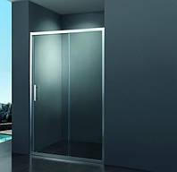 Душевая дверь Primera Frame 120x190 SDС1012 профиль хром, прозрачное стекло, фото 1