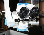 Мобильный операционный микроскоп  Möller-Wedel HI-R 900 mit Bodenstativ FS-2012 und Fußschalter EF-4000, фото 2