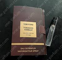 Пробник Tom Ford Tobacco Vanille (Том Форд Табако Ванілі), 2 мл