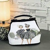 Ультрамодная женская сумка ридикюль стиль кэжуал SA-2