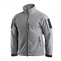 M-Tac Куртка Alpha Microfleece Gen.II серая