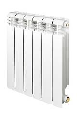 Радиатор алюминиевый DIVA Mirado 500/96 4,5,6,7,8,10,12 секций