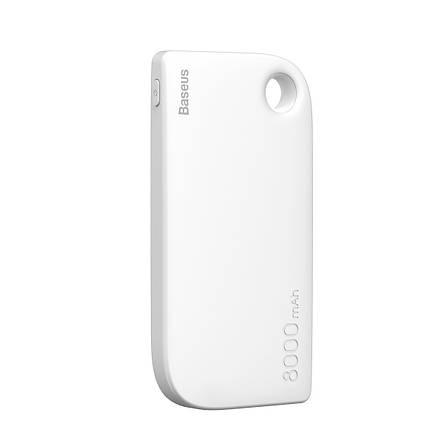 Внешний Аккумулятор Baseus Fan 8000mAh White (PPM11-02), фото 2