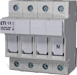 Роз'єднувачі серії VLC 8 3Р+N, 25A