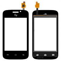 Touch screen Fly IQ4410 чорний