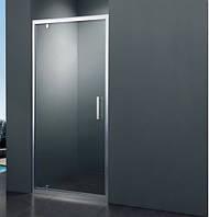 Душевая дверь Primera Frame 90x190 SDС1190 профиль хром, прозрачное стекло, фото 1