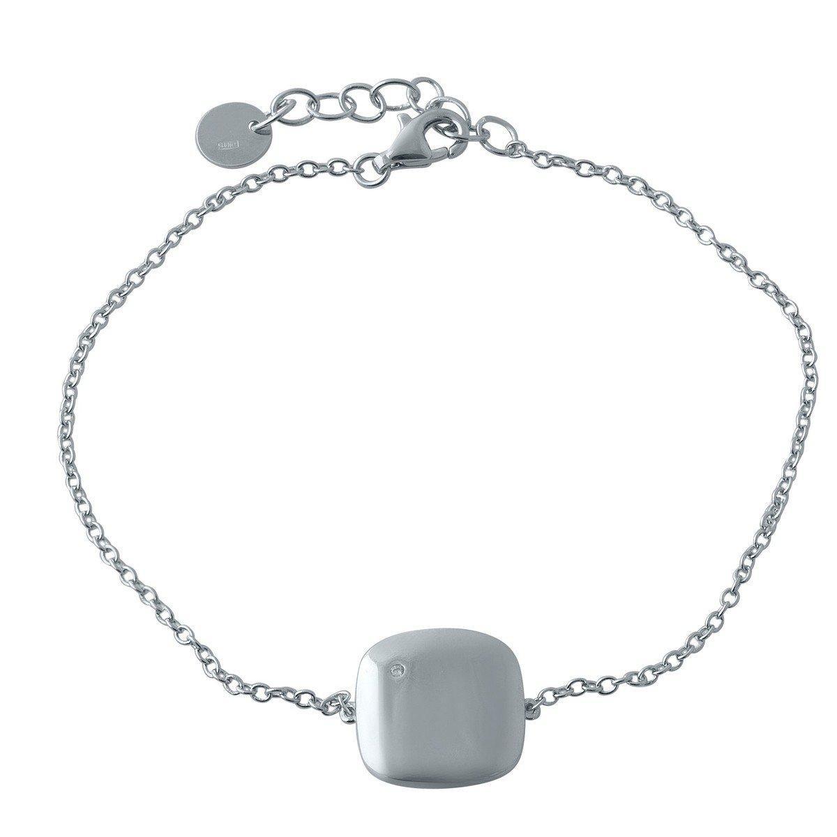 Серебряный браслет SilverAlex с фианитами (1998489) 1720 размер