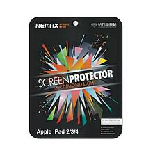 Захисна плівка Remax для iPad 2, новий iPad 3, iPad 4, діамантова