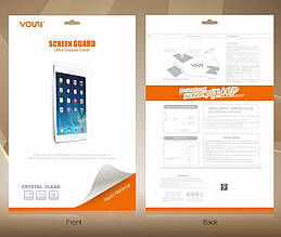 Защитная пленка Vouni для iPad Air, iPad Air 2, iPad Pro 9.7, iPad 2017, iPad 2018 - глянцевая
