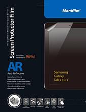 Захисна плівка Monifilm для Samsung Galaxy Tab3 10.1, AR - глянцевий, (M-SAM-T003)