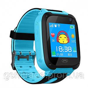 Детские наручные смарт часы Smart Watch F2
