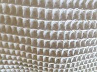 Ткань вафельная белая ширина 160см