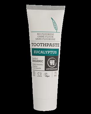 Органическая зубная паста Urtekram Эвкалипт, 75мл