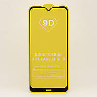 Защитное стекло AVG 9D Full Glue для Xiaomi Redmi Note 8T полноэкранное черное