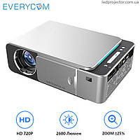 HD LED проектор Everycom T6 (basic version)