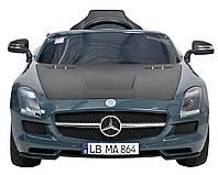 Электромобиль Серый Mercedes Benz Sls