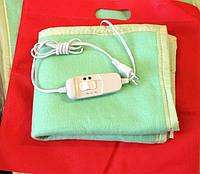Электроковрик KET 50х40 см.Полиамид. Турция (зеленый)