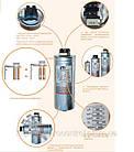 Трехфазные конденсаторы KNK 5065  5 kvar (440V), фото 4