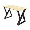 Стол из металла и фанеры, фото 2