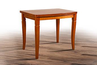 Стол кухонный раскладной Эрика коньяк  600/1200х900х750